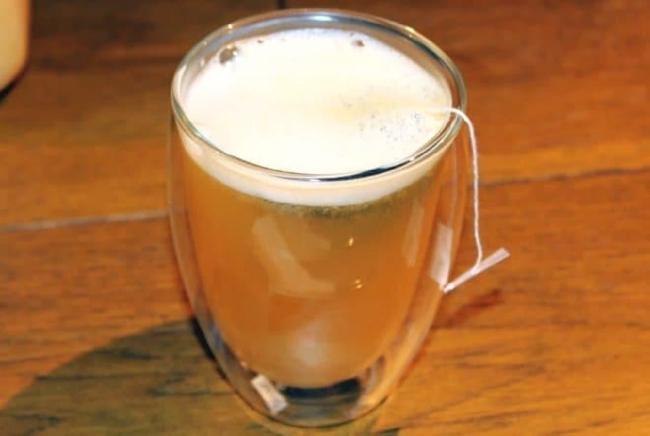 スターバックス ネイバーフッドアンドコーヒー「マムズ アップル&ティー」