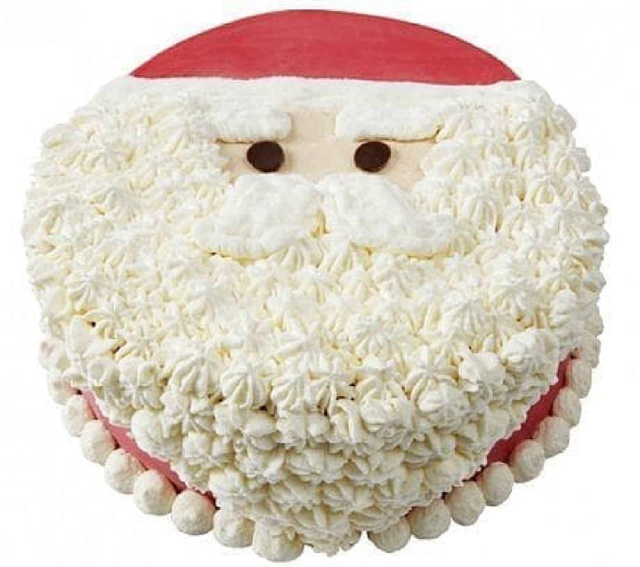ベン&ジェリーズ「クリスマスアイスケーキ」