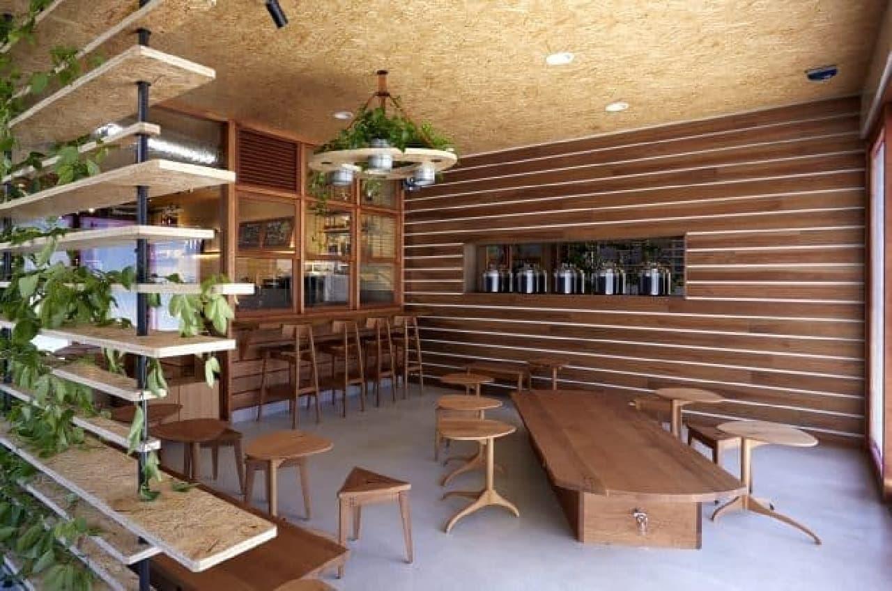 スターバックス ネイバーフッドアンドコーヒー 駒沢1丁目店