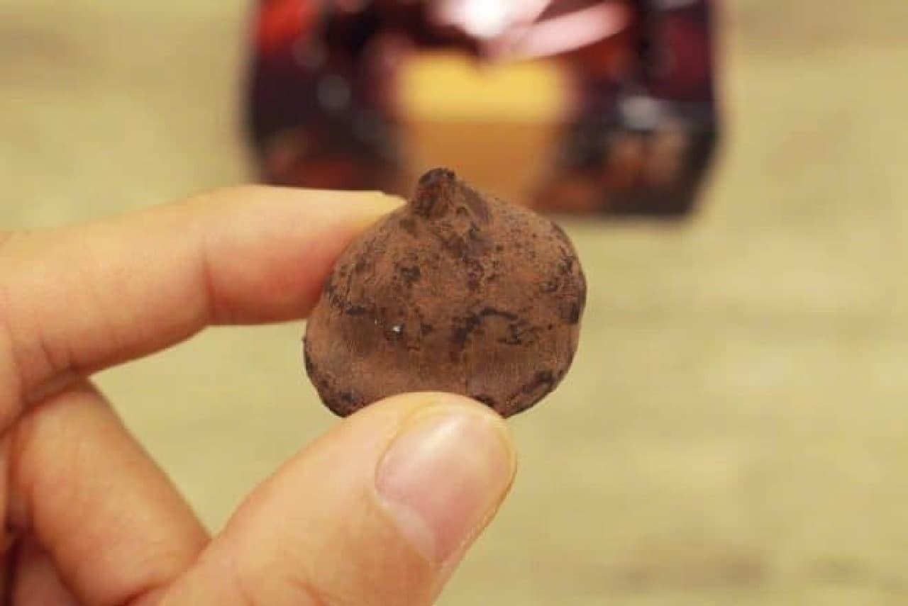 明治のチョコ菓子「ポルテ」