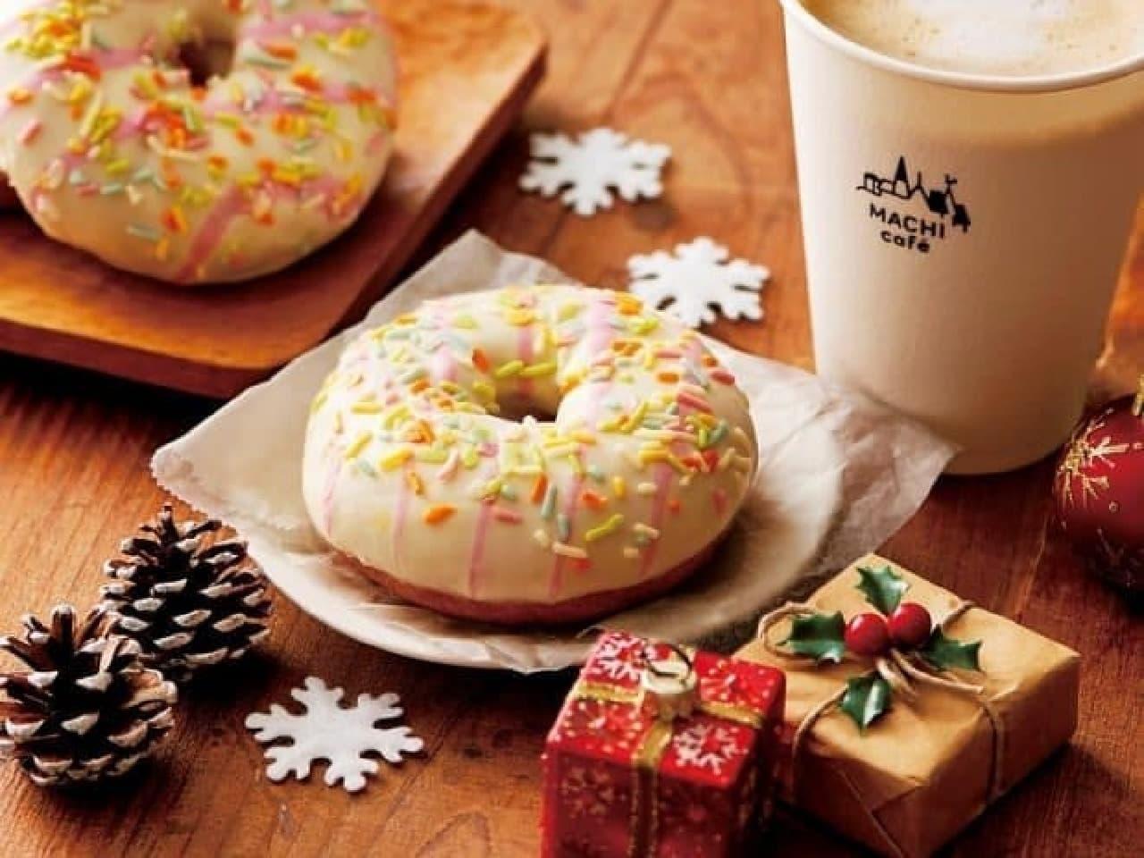 ローソン クリスマスドーナツ