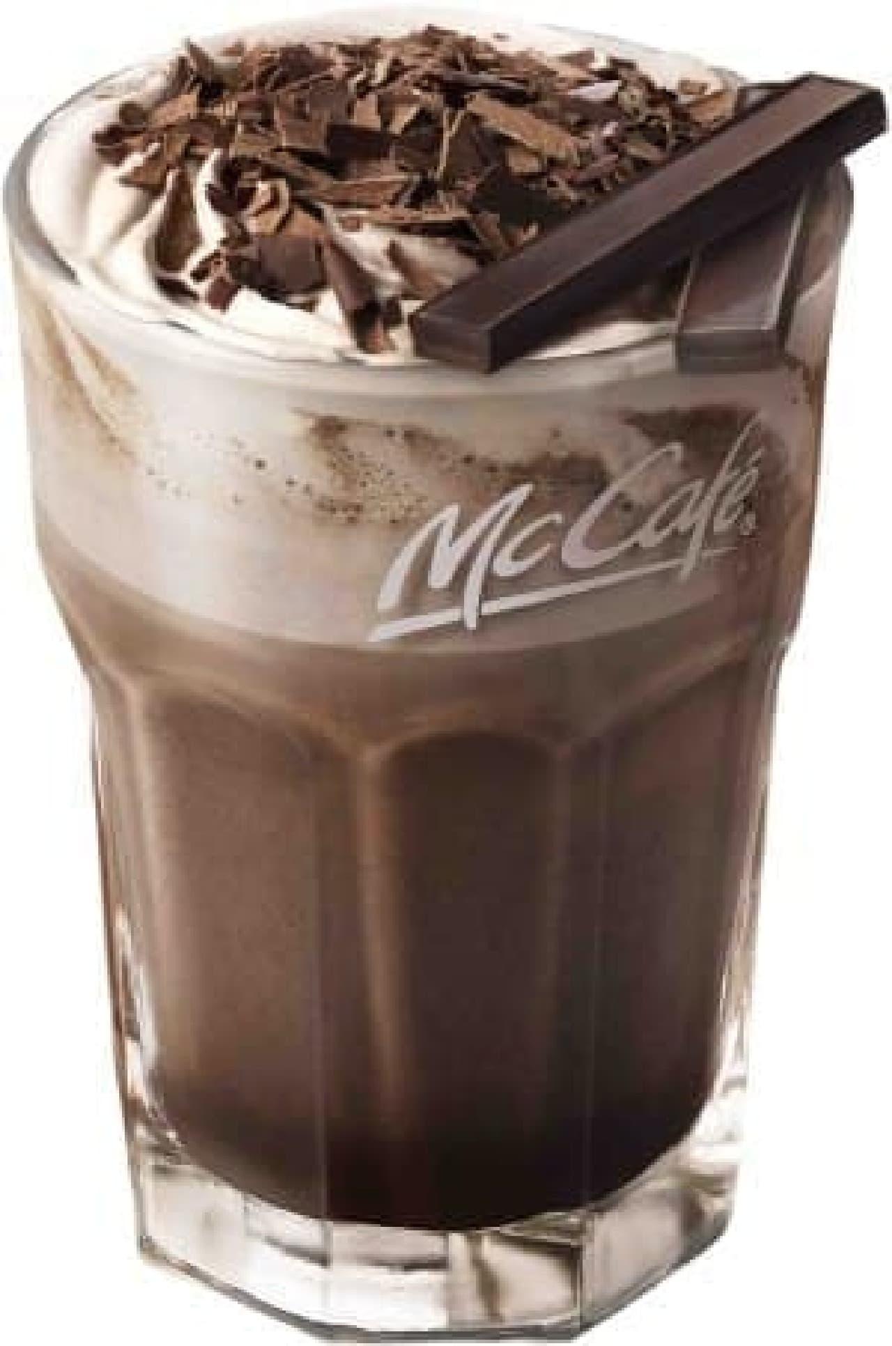 McCafe by Barista「プレミアムホットチョコレート」