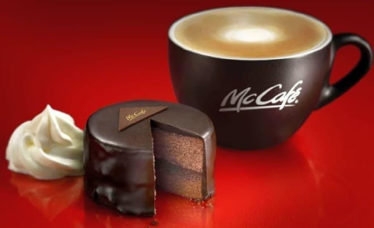 McCafe by Barista「ザッハトルテ」