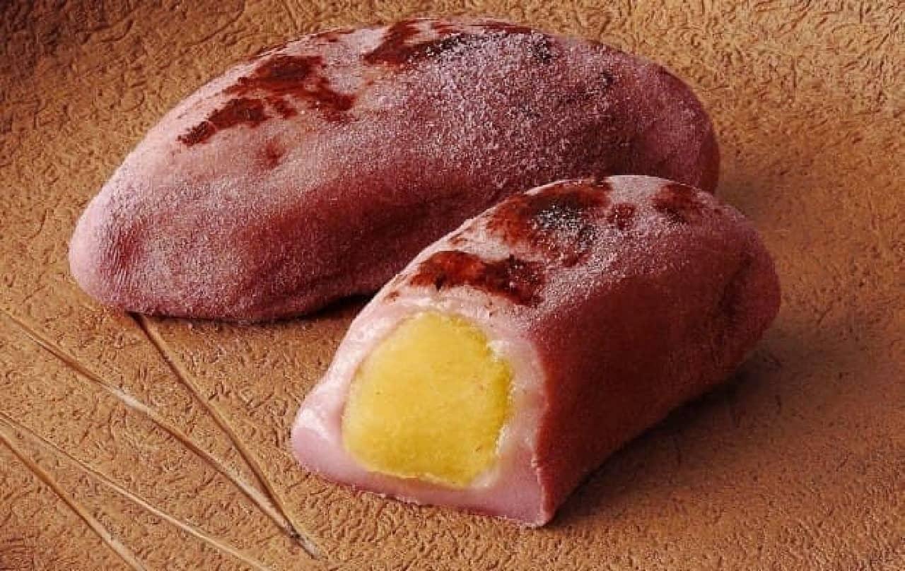 柿安 口福堂と柿次郎で「焼きいも大福」