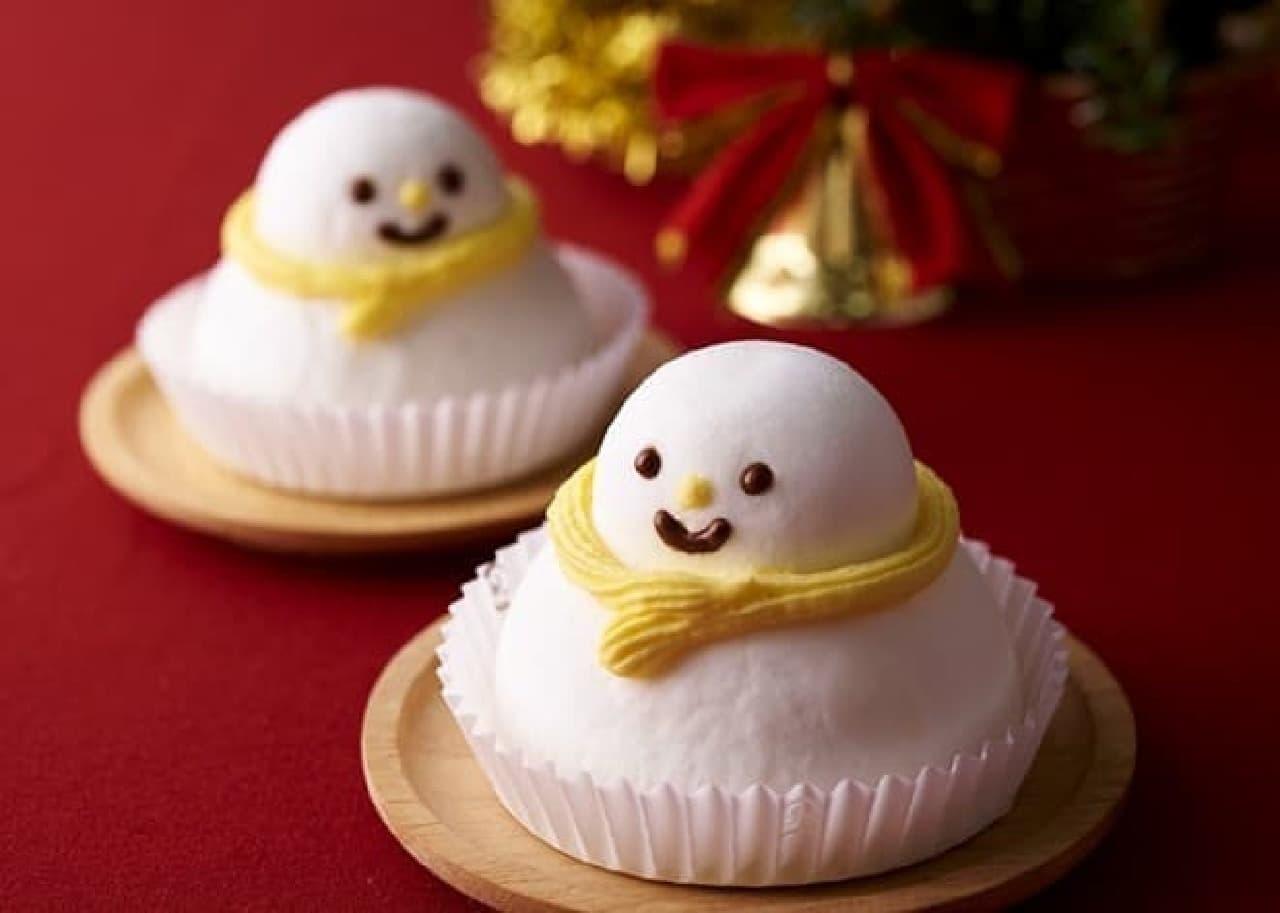 雪の子ムースケーキ セブン