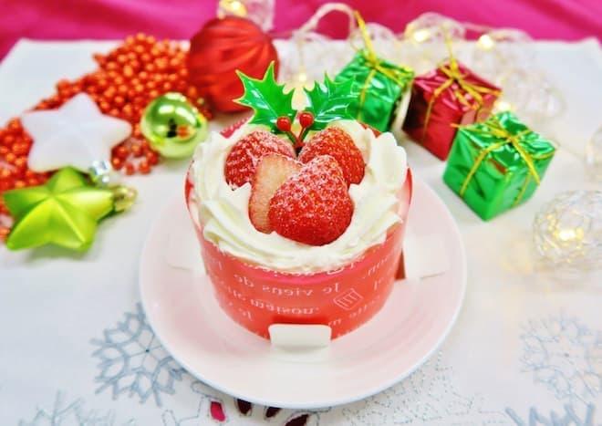 イオンのクリスマスケーキ2016 スペシャルクリスマスケーキ 3号
