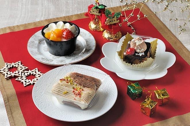 イオンのクリスマスケーキ2016 ミニサイズ