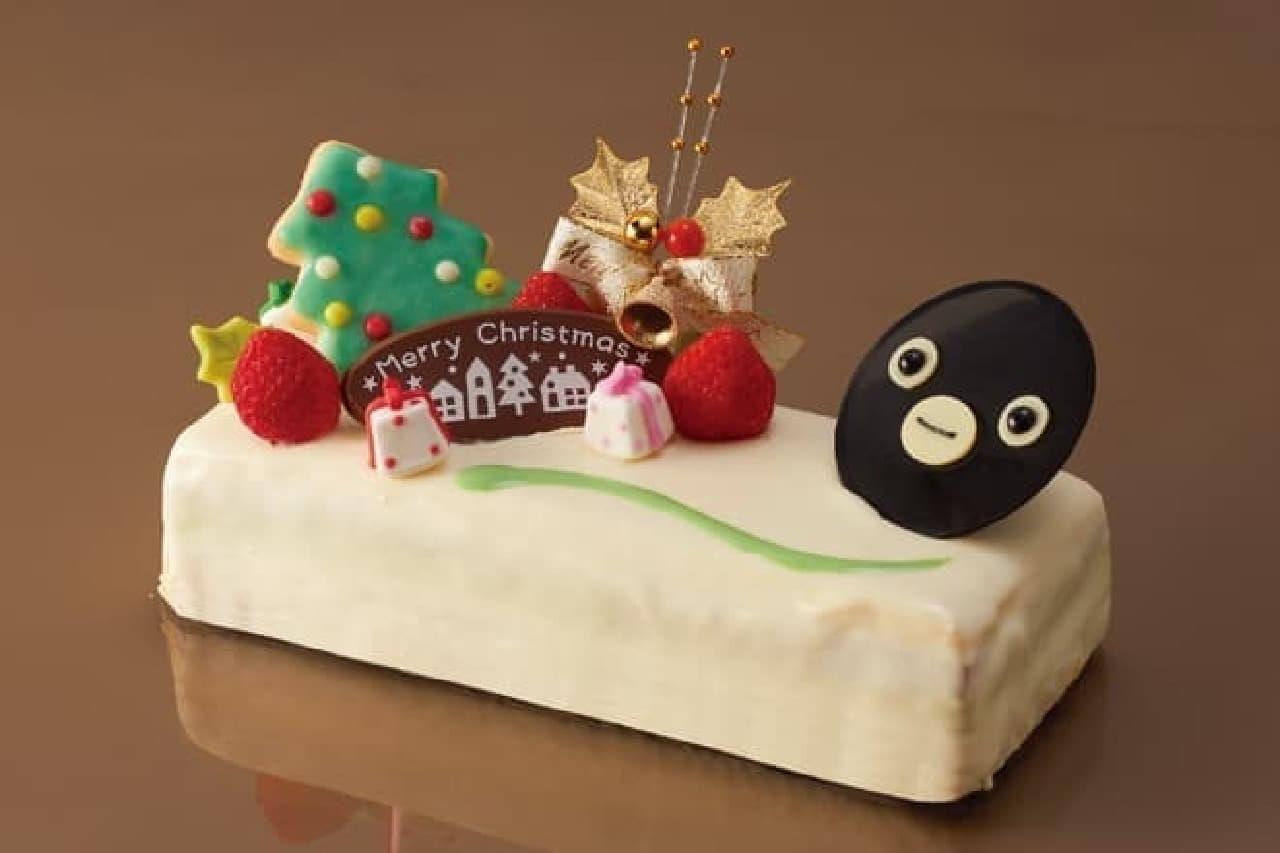 ホテルメトロポリタン、Suicaのペンギンクリスマスケーキ