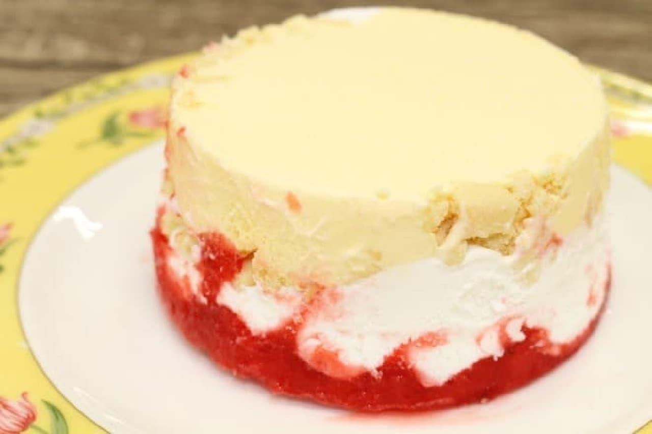 明治エッセルスーパーカップ「Sweet's 苺ショートケーキ」