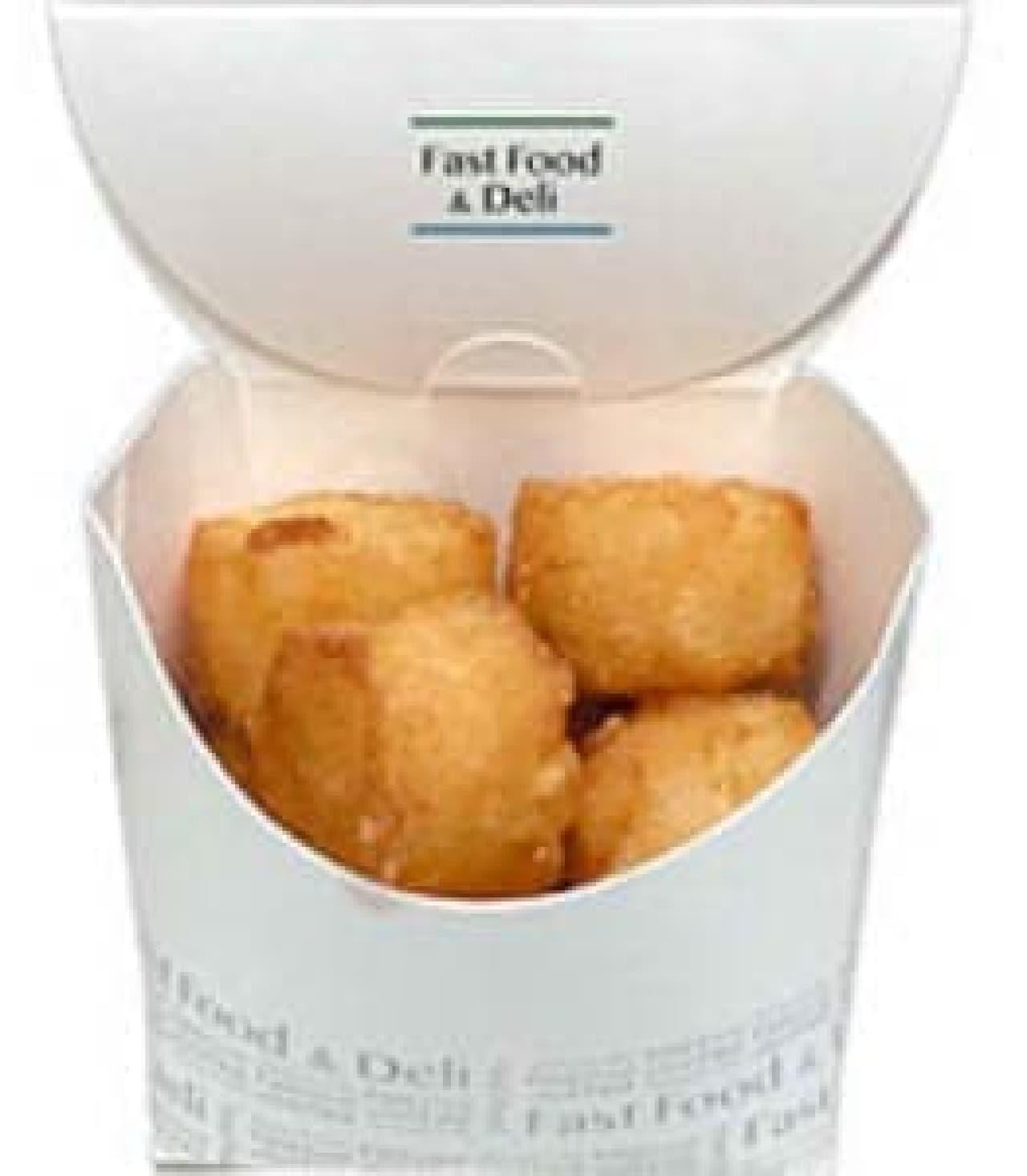 ファミマ「ミニポテチーズ」