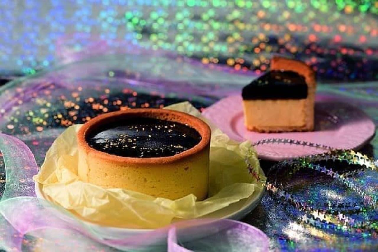 東京ミルクチーズ工場「星空のケーキ」