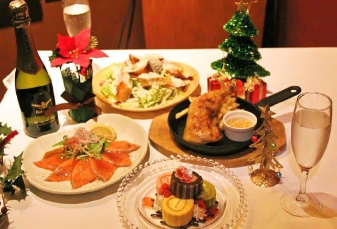NIJYU-MARU「クリスマス食ってやるぜセット」