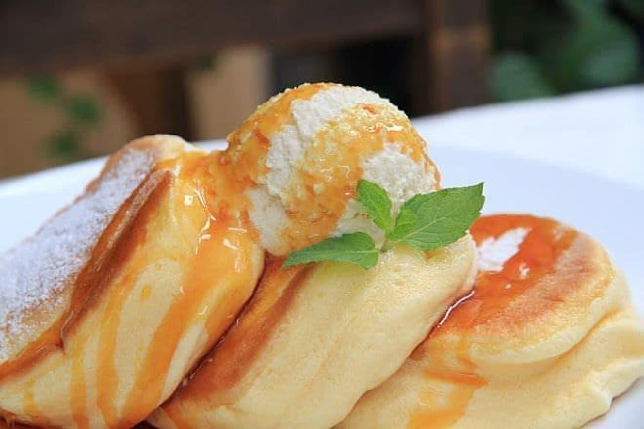 幸せのパンケーキ「幸せのパンケーキ」