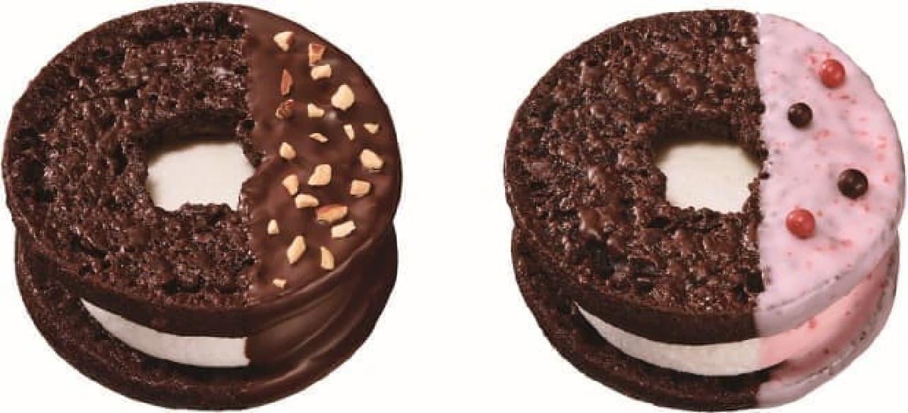 ミスタードーナツ「焼きマシュマロチョコレート」