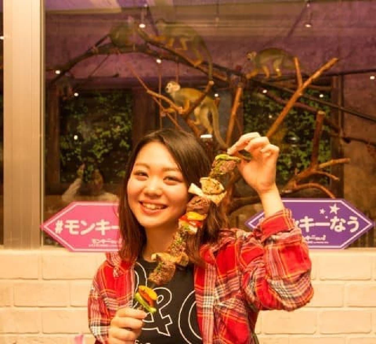 モンキーのいるレストラン&BAR上野店