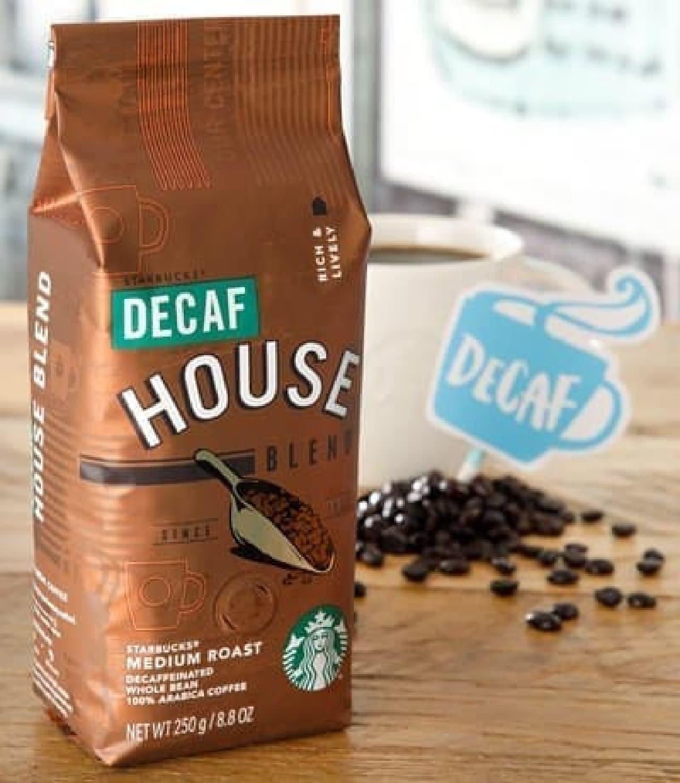 スターバックス コーヒー「ディカフェ ハウス ブレンド」
