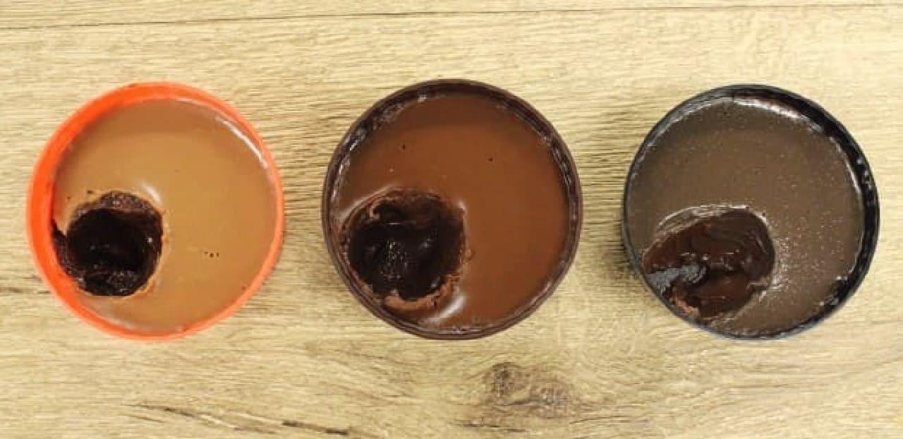 ファミリーマート「チョコプリン」