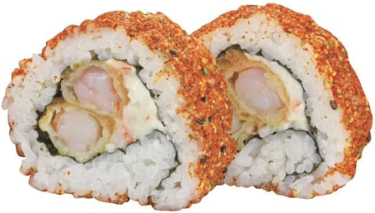 くら寿司「赤鬼巻」