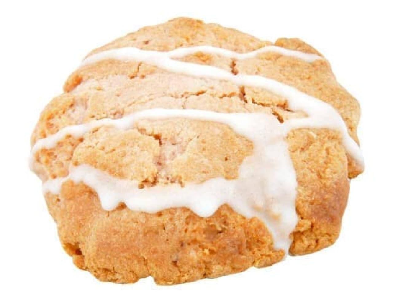 ローソンに「いちごとホワイトチョコのスコーン」