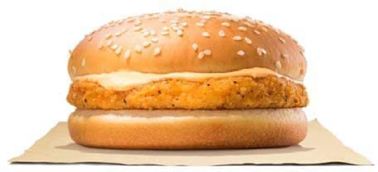 バーガーキング「チキンバーガー」