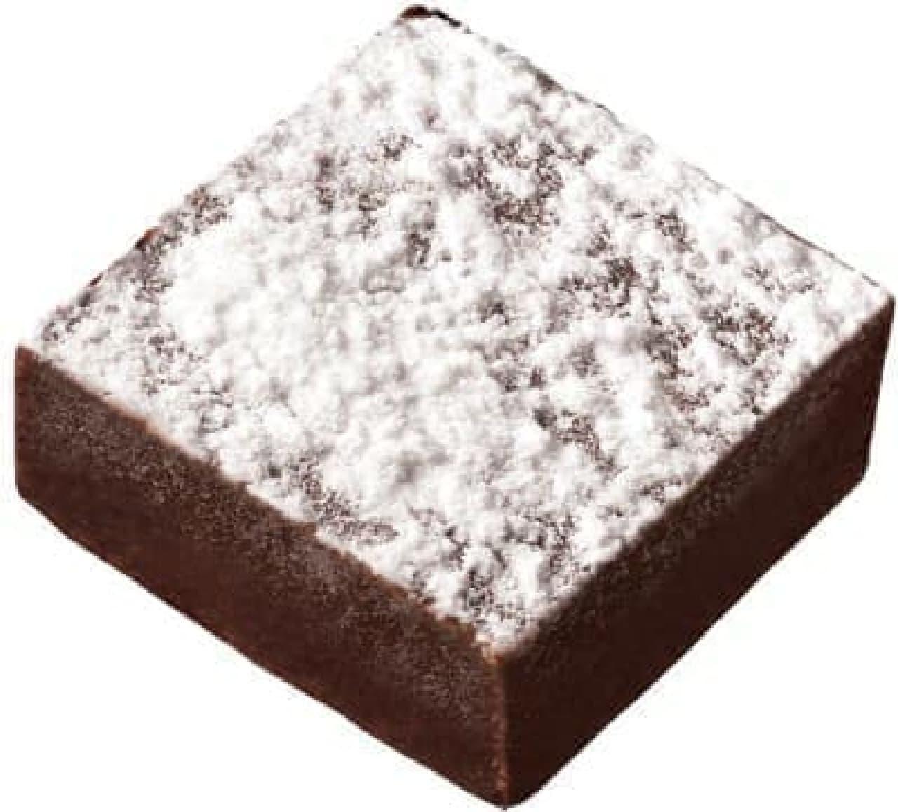 ブルボン「粉雪ショコラ深みカカオ」