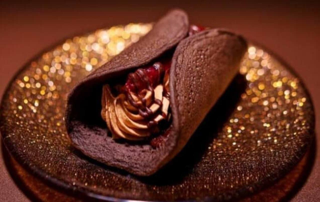 セブン「ちょこ和むれっと ショコラベリー」