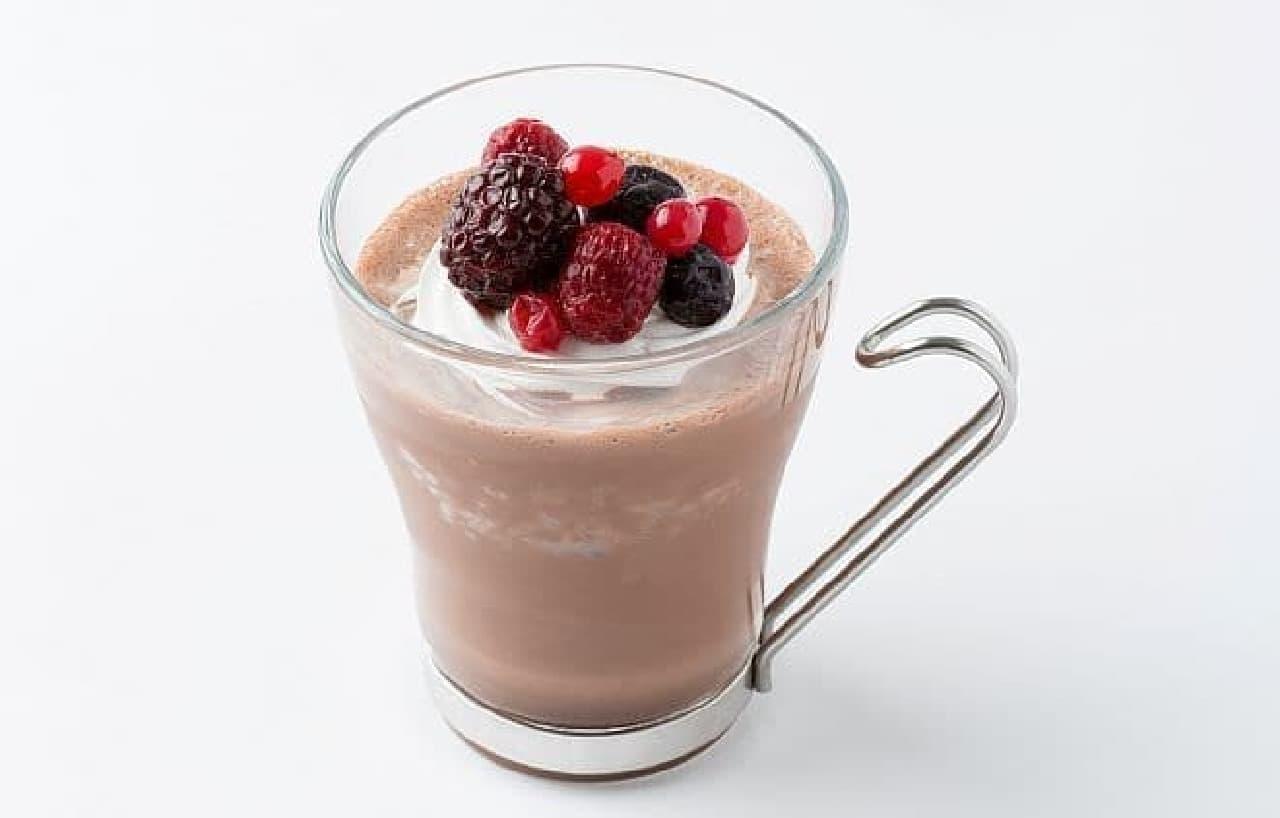 フレッシュネスバーガー「ショコラ ベリー&ココナッツ」