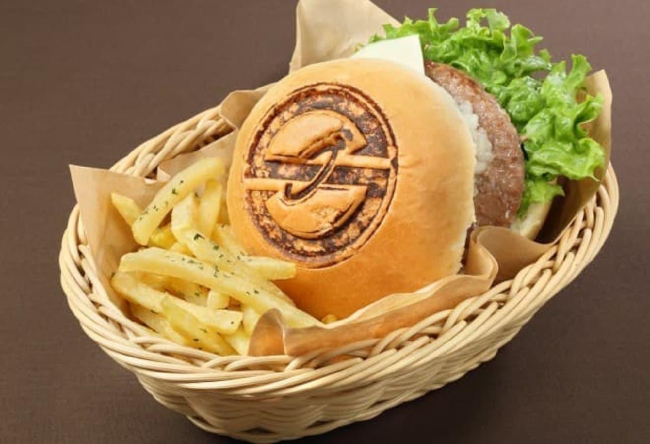 ガンダムカフェ「スレッガーバーガー~あんたに食べてほしいんだ~」
