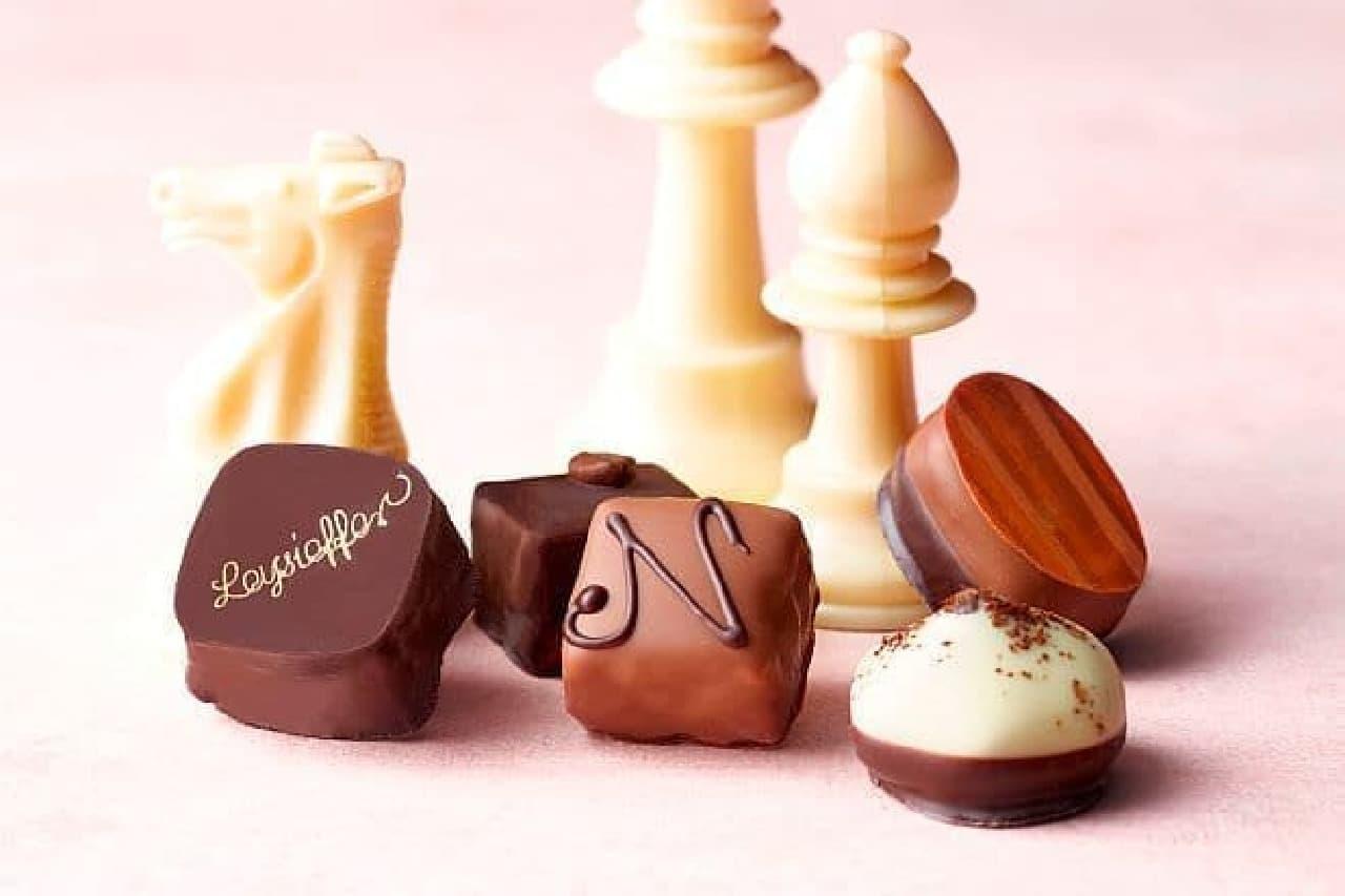 ライジーファーのチョコレート