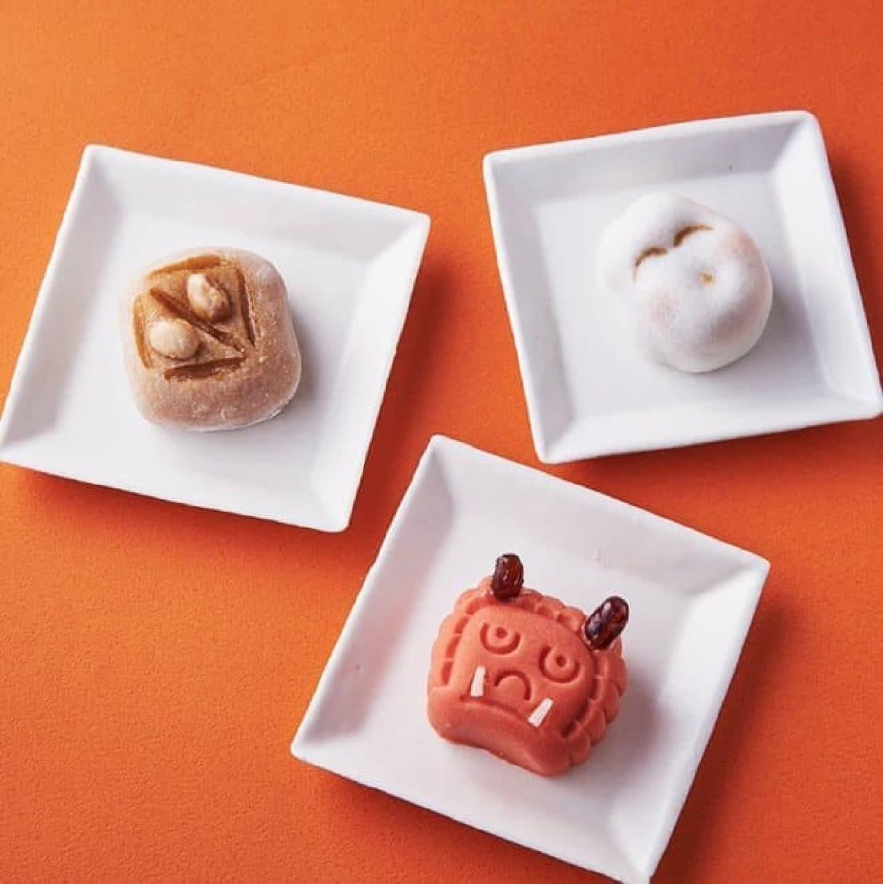 シャトレーゼ節分和菓子