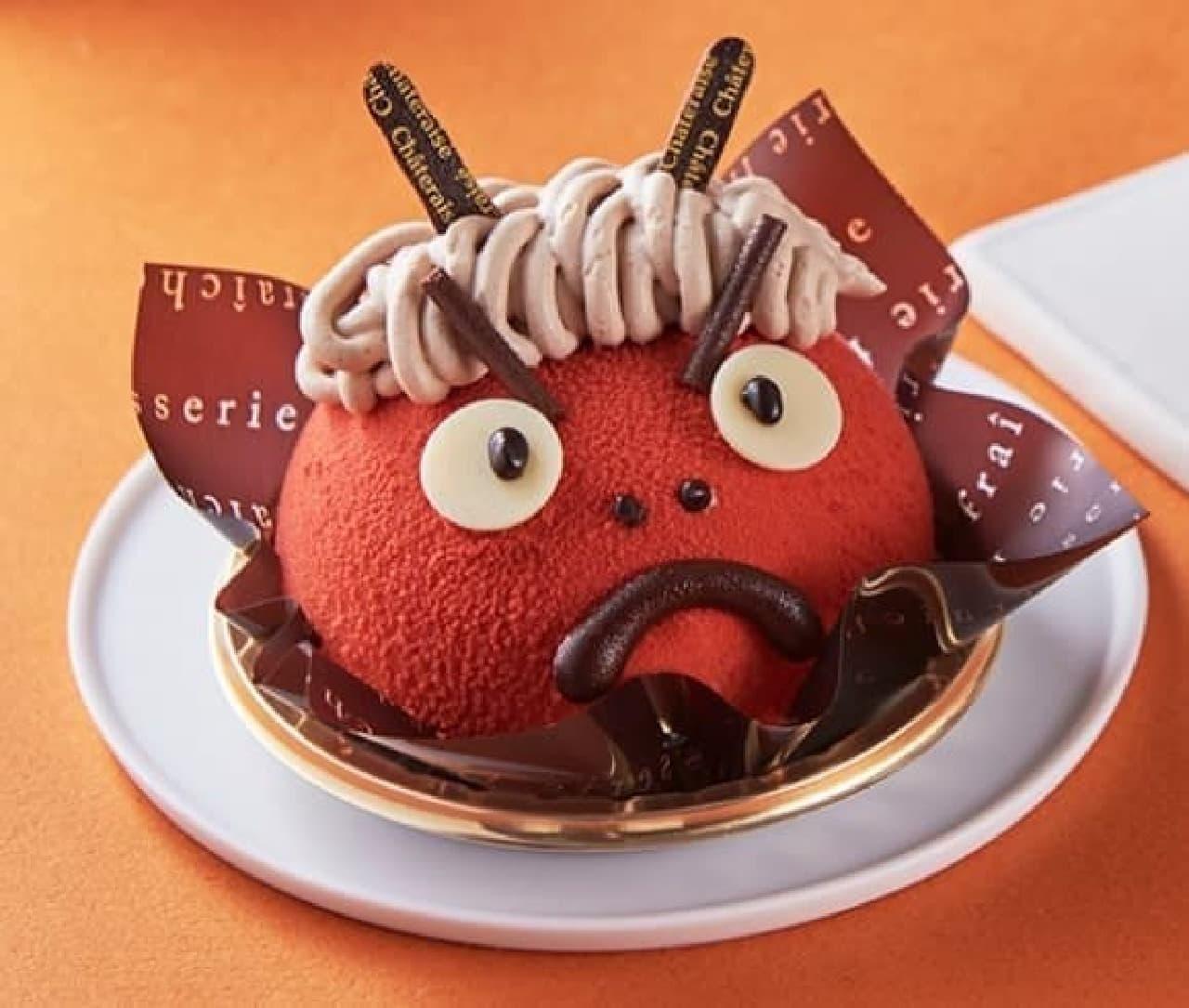 シャトレーゼ「鬼ケーキ」
