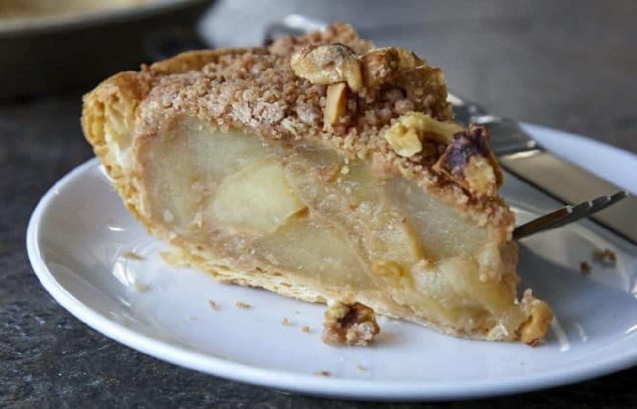 グラニースミス 首都圏のDEAN & DELUCA CAFE限定のアップルパイ