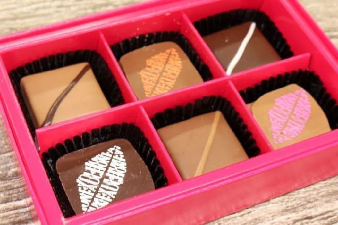 FAUCHON「ショコラ コレクション」