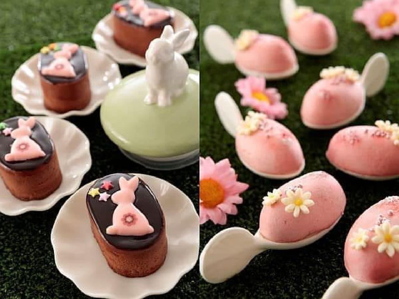 横浜ベイシェラトン ホテル&タワーズ「Sweets Parade ~Easter~」