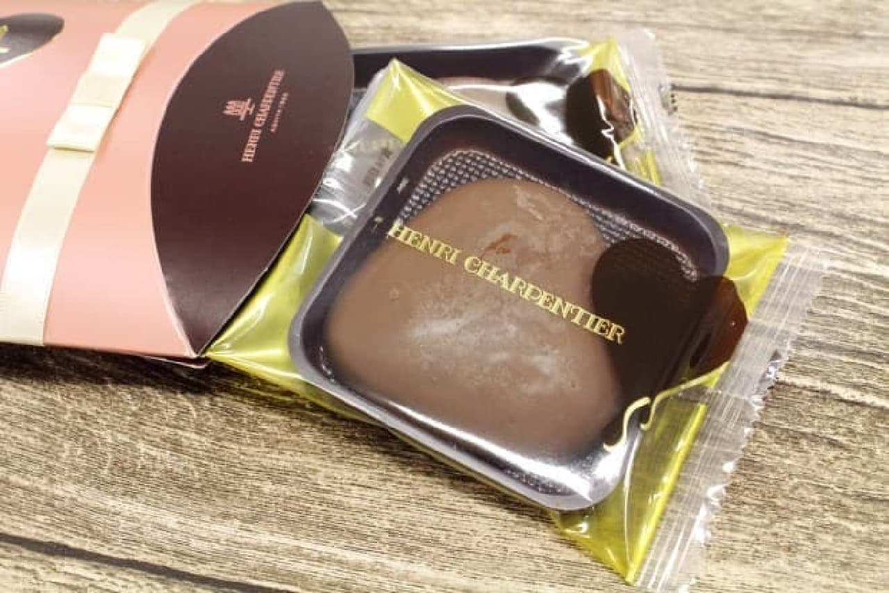 アンリ・シャルパンティエ「しあわせサブレ(チョコレート)」