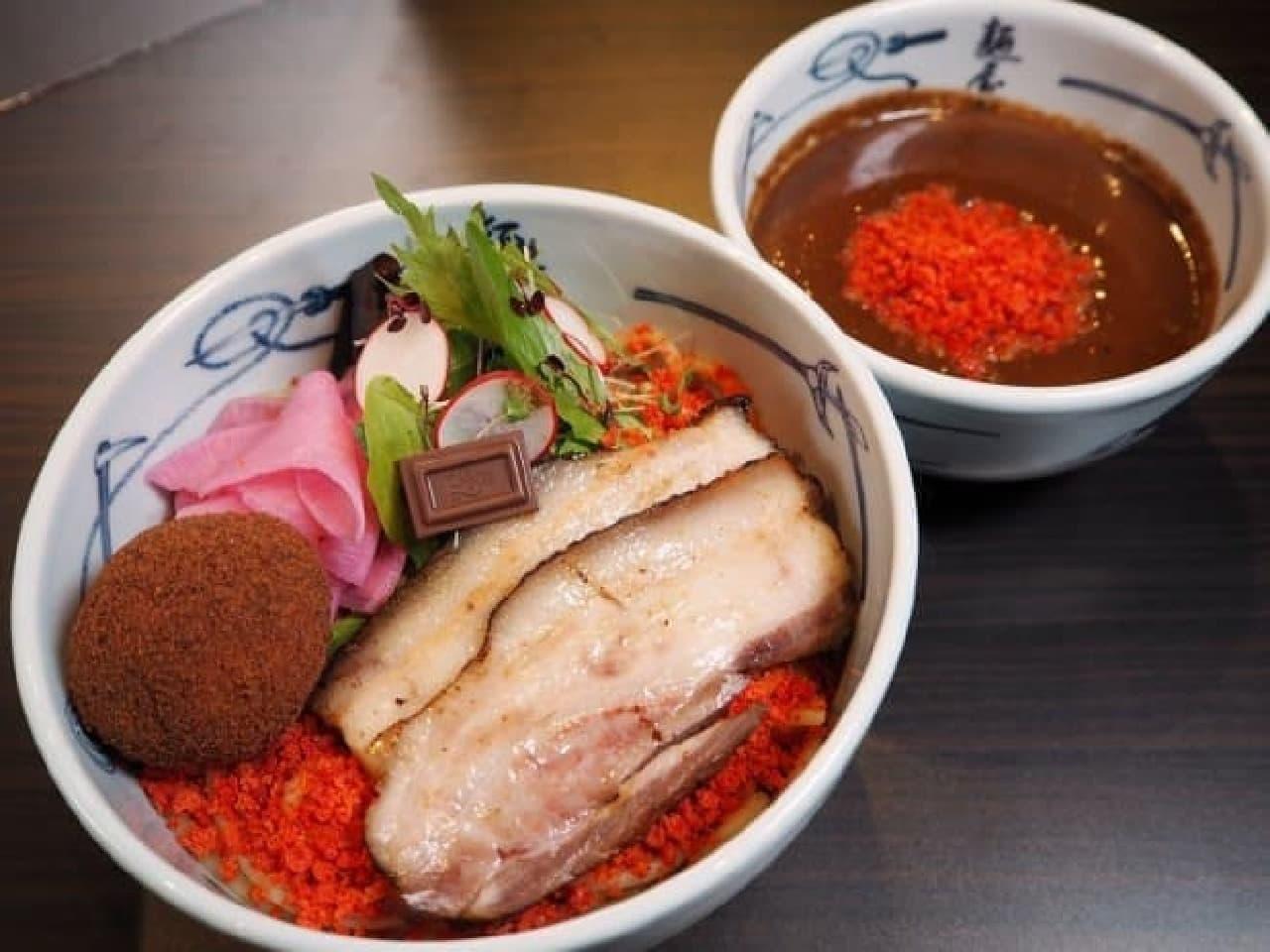 麺屋武蔵「つけガーナ2017」