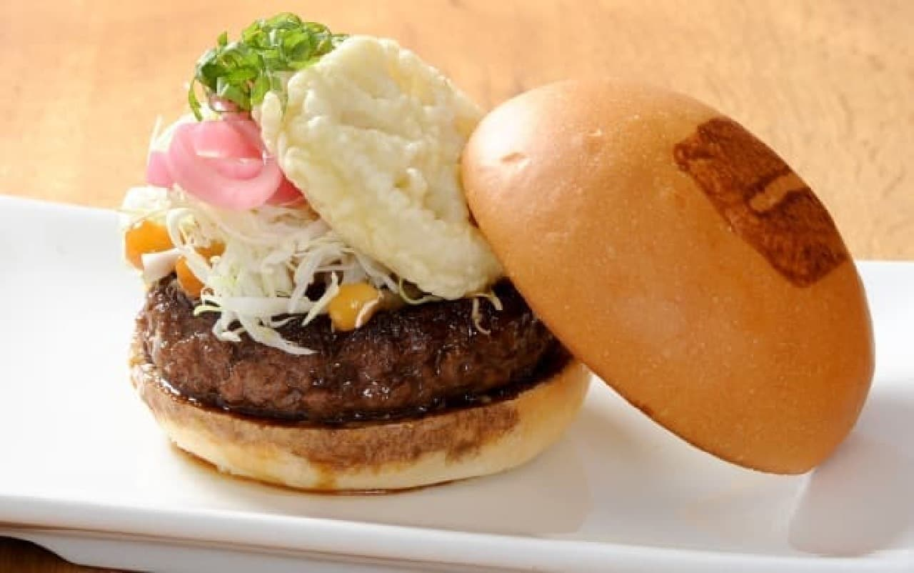 UMAMI BURGER「TERIYAKI BURGER(テリヤキバーガー)」