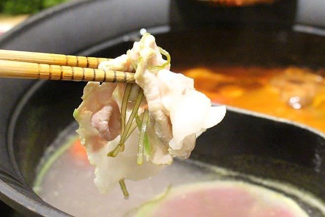 しゃぶしゃぶ温野菜「肉咲くベジブーケ」