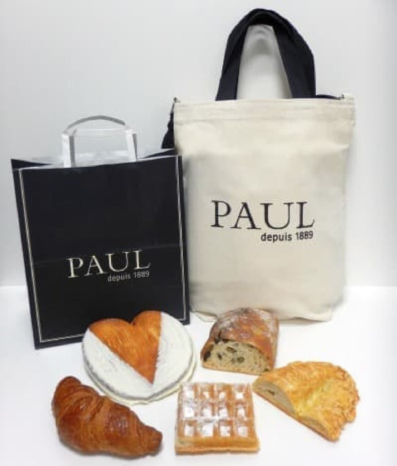PAUL「PAUL パンのフェス会場限定セット」