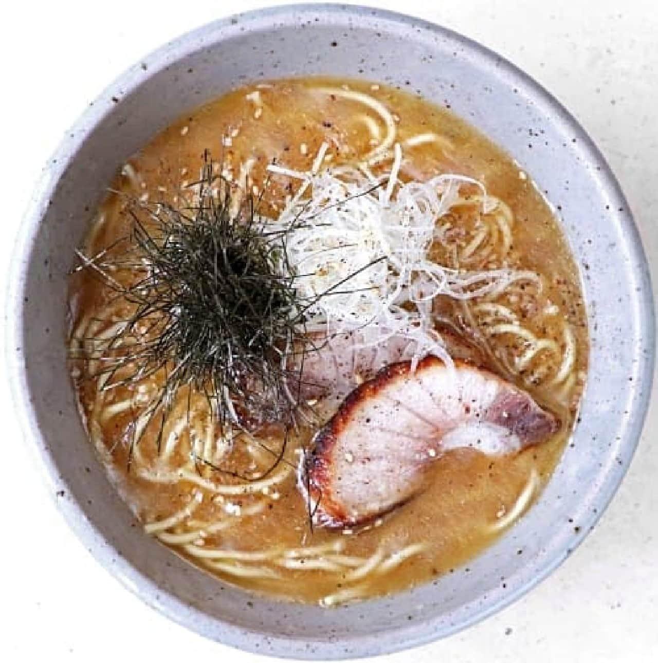 YUJI RAMEN「ツナコツ(鮪骨)ラーメン」