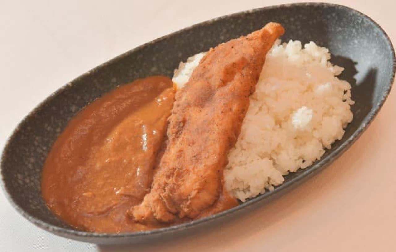 くら寿司「マヒマヒ☆シャリカレー」