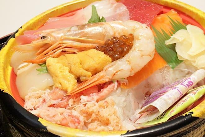 イトーヨーカドー「海鮮丼」