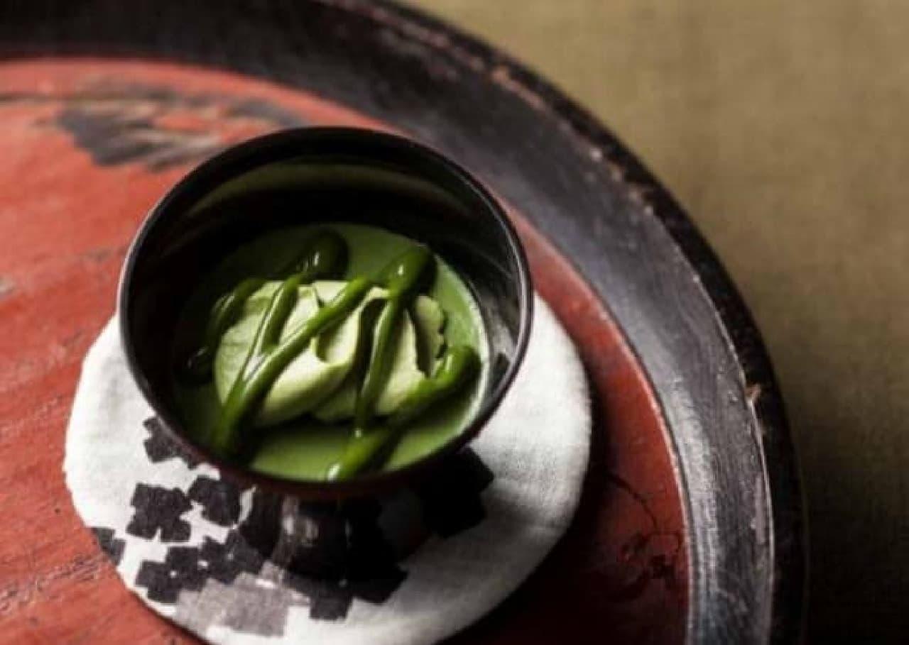 セブン-イレブン とろ生食感ショコラ 抹茶