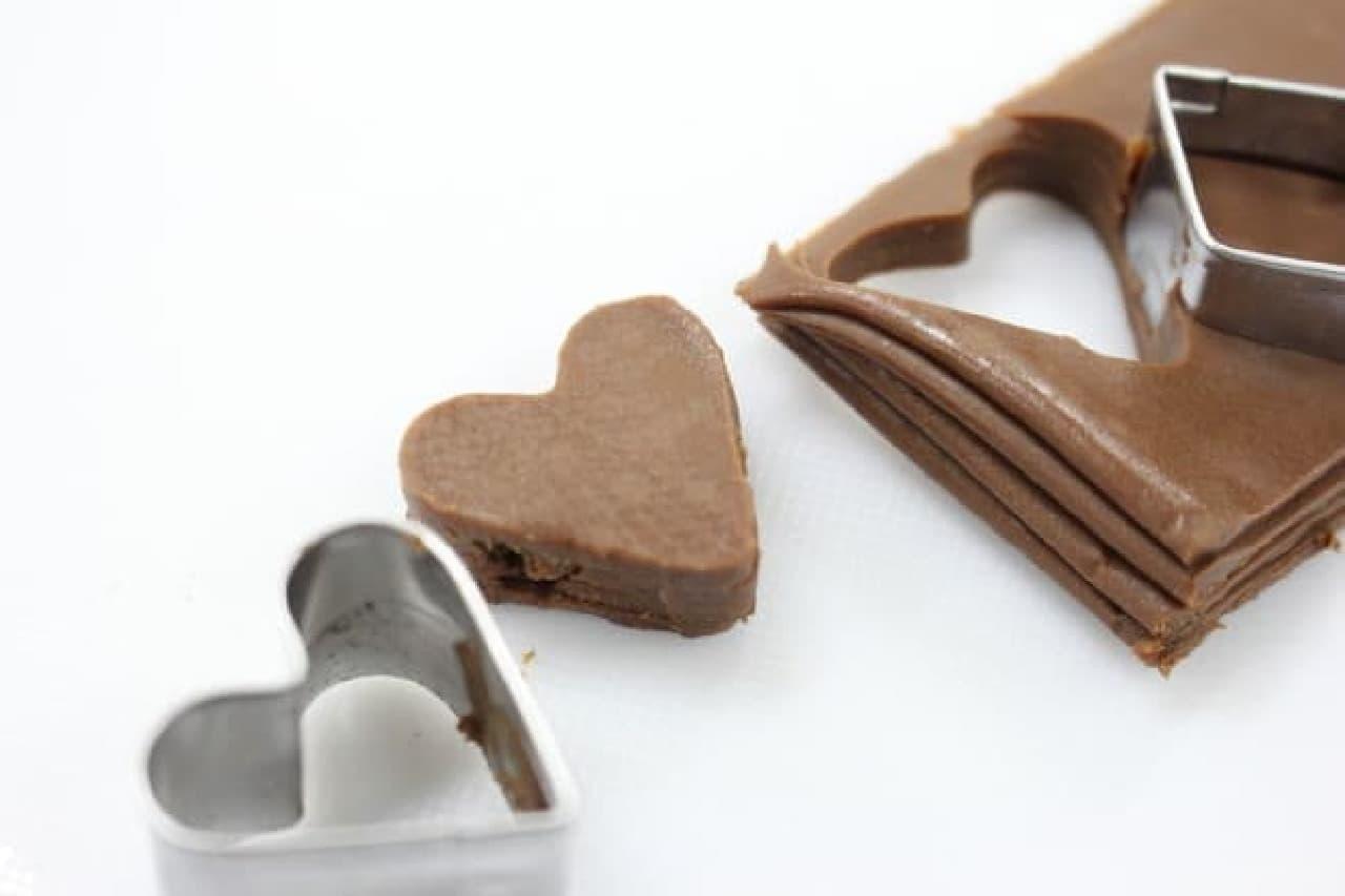 ブルボンスライス生チョコレート