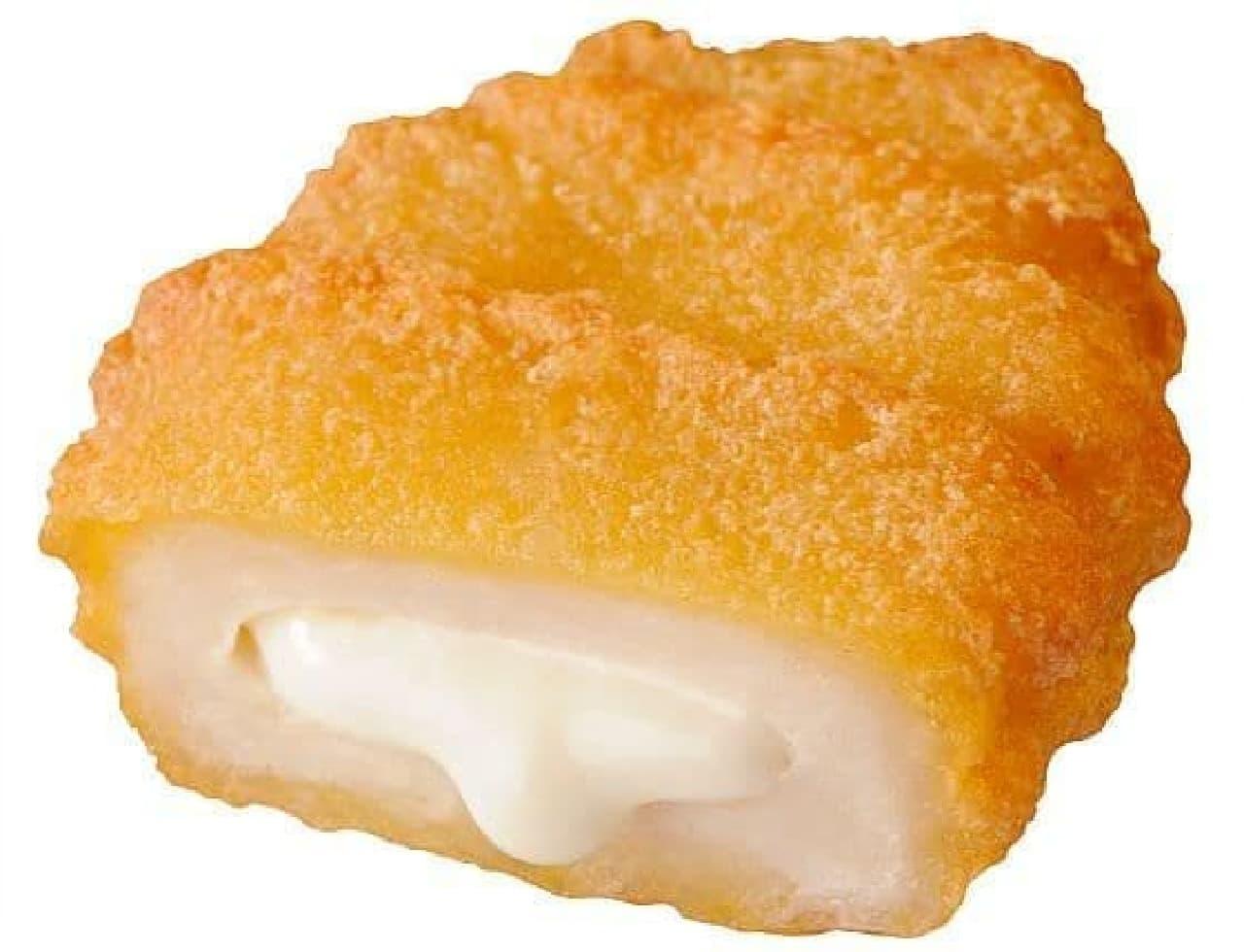 ミニストップ「チーズinチキン&チップス」