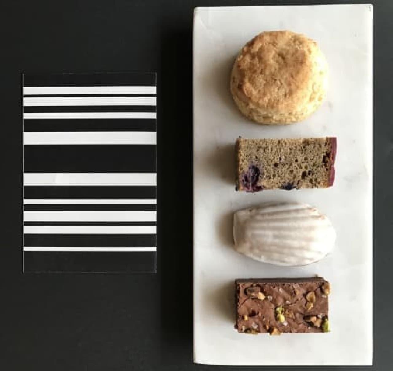 JOE'S CAFE 「TEA SWEETS SET」