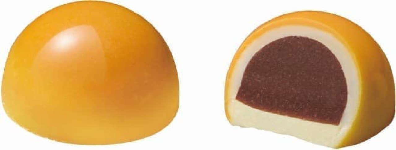 ブルボン「パールショコラ パッションフルーツ」
