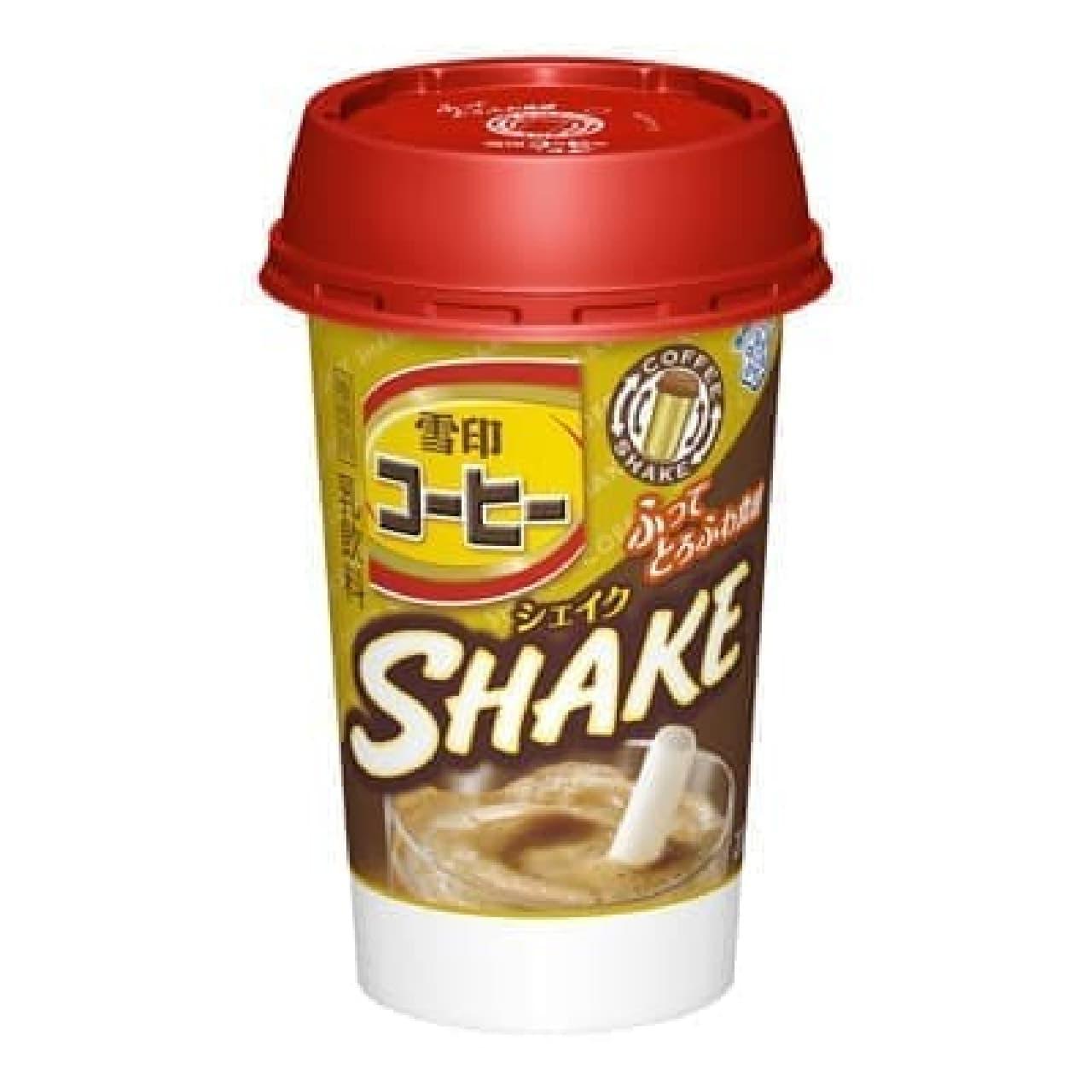雪印コーヒー<SHAKE(シェイク)>