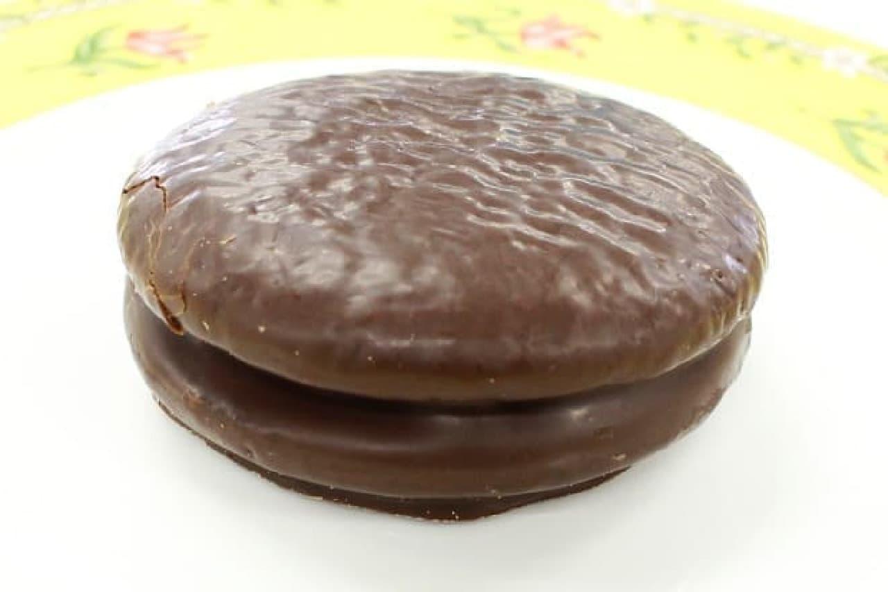 ロッテ「チョコパイ<ティラミス 晩餐会のデザート仕立て>」