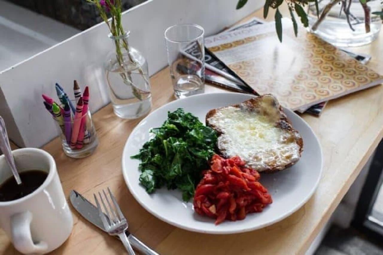 ニューヨーク・ブルックリン発のカフェレストラン「egg(エッグ)」